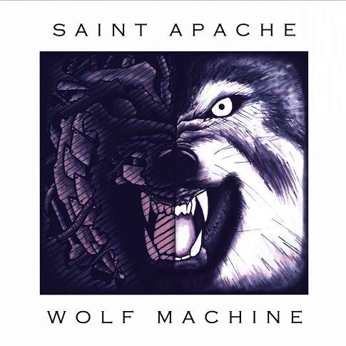 Saint Apache Wolf