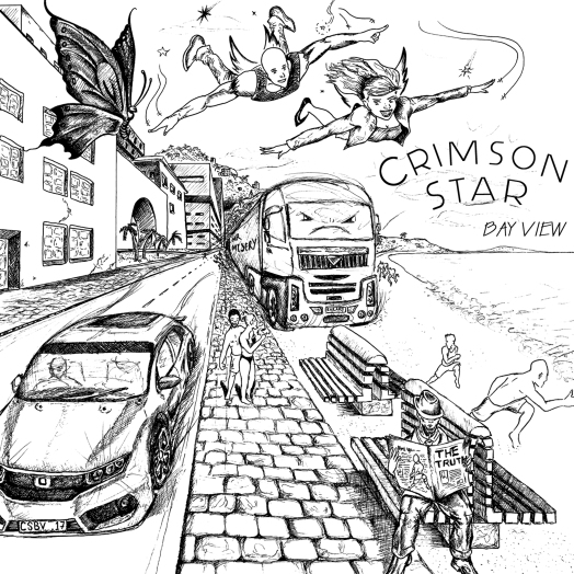 CRIMSON STAR - BAY VIEW FRONT