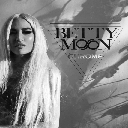 Betty Moon CHROME cover