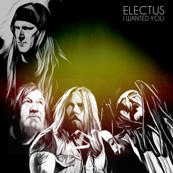 Electus - I WANTED YOU - Single Cover Art